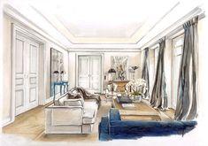 Raumkonzepte Peter Buchberger / Project: Villa Art Deco