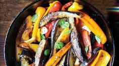 Pair this summery side dish with grilled pork chops or flank steak, or chop and fold it into couscous for a light meal.