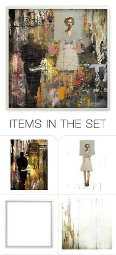 """""""Somebody That I Used to Know (We're Strangers With Memories)"""" by frism ❤ liked on Polyvore featuring art"""