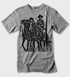 Cavalry T-Shirt | For the history buff in your life, this tee is printed with an... | T-Shirts