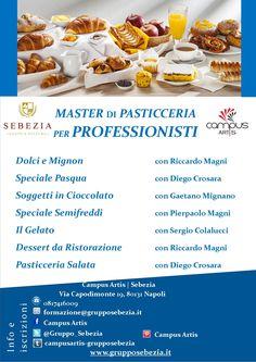 Master in Pasticceria al Gruppo Sebezia