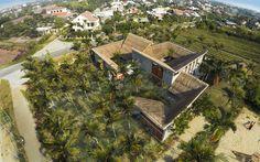 Casa Comunitaria de Cam Thanh / 1+1>2