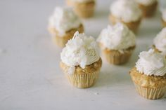 coconut cupcakes | the vanilla bean blog
