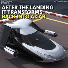 Futuristic Technology, Futuristic Cars, Moto Design, Ferrari F80, Flying Vehicles, Future Car, Cars Of The Future, Future Flying Cars, Future Electric Cars
