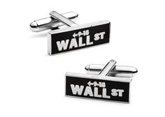 Vintage Wall Street Cuff Links - was $50.0, now $29.0 (42% Off). Picked by cossy @ One Kings Lane