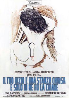 Il tuo vizio è una stanza chiusa e solo io ne ho la chiave - Sergio Martino, 1972