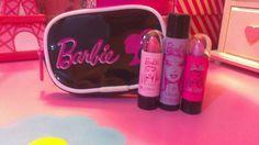 ♥ Liliana Marisoleil♥ : Barbie Lip & Bag Set Love Pink
