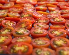 migas y gachas: Tomates Cherry en conserva