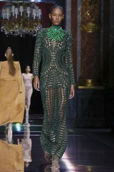 Thanks to the new Gucci, granny style is taking over the runways. See all the best variations of the trend on wmag.com.
