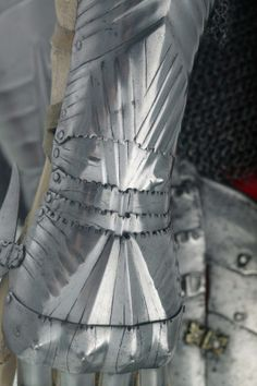 Search the vast collections from the three museums at Leeds, Tower of London and Fort Nelson. Arm Armor, Body Armor, Medieval Armor, Medieval Fantasy, Knight Costume, Knight In Shining Armor, Fantasy Armor, Medieval Times, Fantasy Inspiration