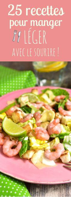 Rouleaux de printemps, salades, quiches... 25 recettes healthy et gourmandes !
