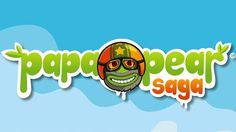 Papa Pear Saga, no pares de disparar peras con este divertido juego para iOS y Android