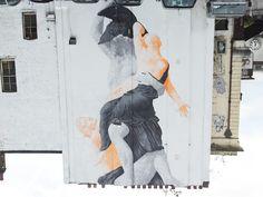 26 Stunning Street Art Murals In East London