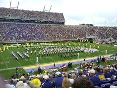 East Carolina University Marching Pirates
