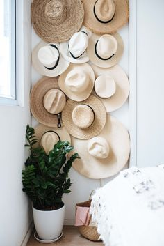 DIY Hat Rack A Pair and A Spare-1-4