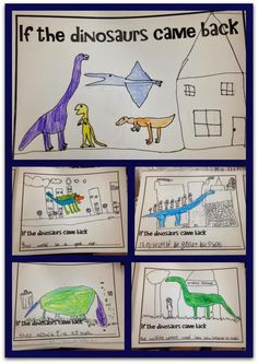 See Jane Teach Multiage: Dinosaur Unit