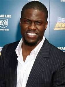 kevin hart. I love him because he's a realist; he tells it like it