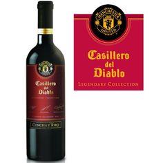 Casillero Legendary Manchester United
