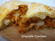 Pastel de forno, de Graciele Contani - Espaço das delícias culinárias
