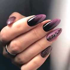 39 Trendy Fall Nails Art Designs Ideas To Look Autumnal and Charming autumn nail art ideas fall nail art short nail art designs autumn nail colors dark nail designs coffin nails Dark Nail Designs, Fall Nail Art Designs, Toe Designs, Almond Nails Designs, Autumn Nails, Winter Nails, Summer Nails, Perfect Nails, Gorgeous Nails