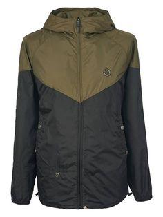 PRETTY GREEN Reedbank Jacket in Black