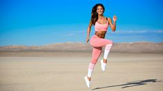 workouts are easy with comfy-slinky fitness attire