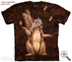 Nut Juggler Kids T-shirt Het The Mountain Nut Juggler Kids t-shirt is gemaakt op basis van een handgekleurd Tye Dye T-shirt. Het T-shirt is gemaakt van Katoen. Blur, North American Animals, 3d Christmas, Plus Size T Shirts, Tye Dye, Cool T Shirts, Tee Shirts, Graphic Tees, The Incredibles