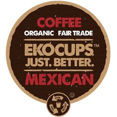 EKOCUPS Organic Artisan  Mexican Coffee >>> Learn more by visiting the image link.