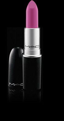 MAC Cosmetics: Lipstick in Men Love Mystery
