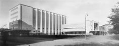 Helsingborg Concert Hall Sven Markelius, 1932
