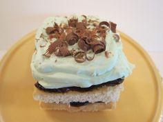 Gluten Free St.Patrick's Day layer cake