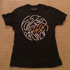 Foster The People Band Tee Light and comfortable band tee, barely worn. Tops Tees - Short Sleeve