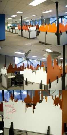 My Cubicle Thank You Ikea Amp Party City For Killing The