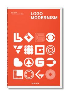 Examine the distillation of modernism in graphic design with this collection of nearly logos from 1940 to Logo Modernism by TASCHEN Books. Logo Design Liebe, Buch Design, E Design, Design Ideas, Cover Design, Graphic Design Books, Modern Graphic Design, Graphic Designers, Logo Inspiration