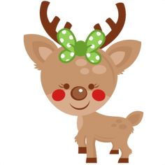 Reindeer SVG scrapbook cut file cute clipart files for silhouette cricut pazzles free svgs free svg cuts cute cut files Christmas Vinyl, Christmas Clipart, Christmas Stickers, Christmas Things, Flower Silhouette, Silhouette Design, Silhouette Cameo, Scrapbook Images, Christmas Characters