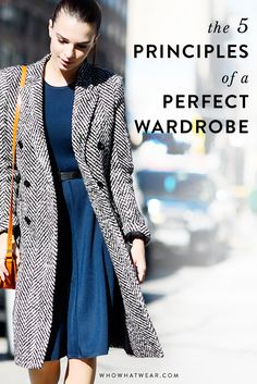 5 basic tips to build the perfect wardrobe.