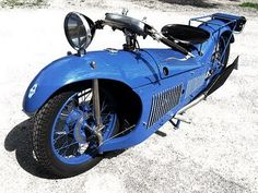Sick bike Dieselpunk: 1929 Majestic