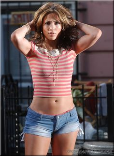 Jennifer Lopez. My biggest motivation to get fit. She has the most amazing curves. And not sickly thin. Her body is flawless