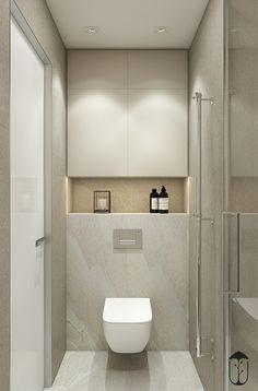 on Behance - Modern Washroom Design, Bathroom Design Luxury, Bathroom Layout, Modern Bathroom Design, Small Toilet Design, Small Toilet Room, Small Bathroom, Modern Toilet Design, Bathrooms