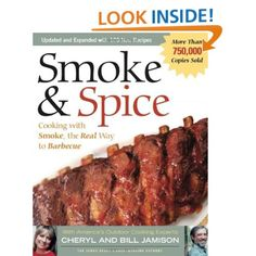 Smoke & Spice: Cooking with Smoke, the Real Way to Barbecue- Jam packed with all kinds of smoker recipes. Very inexepensive book, but a real treasure trove. We use the recipes in our masterbuilt electric smoker.