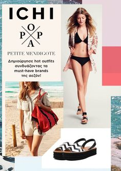 Συνδύασε τα hot brands που θα σε κάνουν να ξεχωρίσεις! http://www.koolfly.com/woman/brand/ichi-petite-mendigote-popa-menorquinas