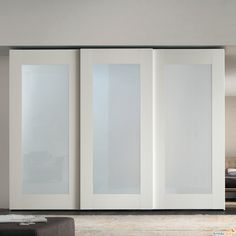 white sliding closet doors - Google Search