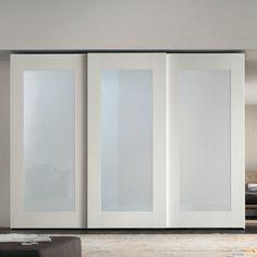 white sliding closet doors - Google Search