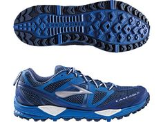 Brooks Cascadia 9 Mens Trail Running Shoes - [11.7 oz] ($120)