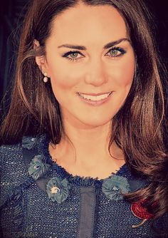 Kate Middleton: I love this shot, but not the editing so much.