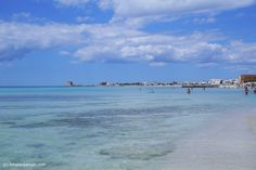 Amazing Torre Lapillo beach