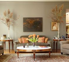 American Summer - traditional - living room - new york - Riverside Design and Build
