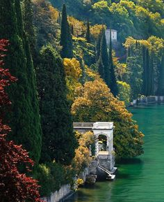 ༺♥༻ Lago di Como ~ Italy ༺♥༻