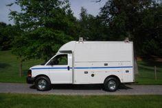 2008 GMC 3500 Cutaway Utility Van