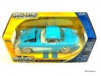 1957 Chevrolet Corvette Bigtime Muscle 1:24 Scale Diecast Light Blue 1957 Chevrolet, Chevrolet Corvette, Oil Warmer, Hard Rock, Diecast, Knives, Light Blue, Scale, Leather